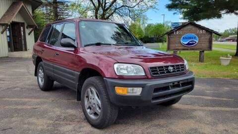 1998 Toyota RAV4 for sale at Shores Auto in Lakeland Shores MN