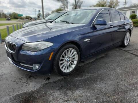 2011 BMW 5 Series for sale at Paramount Motors in Taylor MI