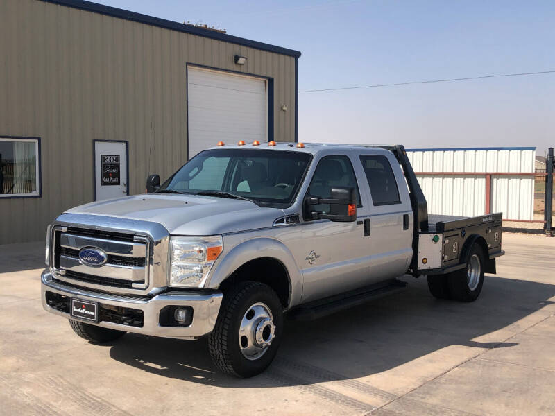 2014 Ford F-350 Super Duty for sale at TEXAS CAR PLACE in Lubbock TX