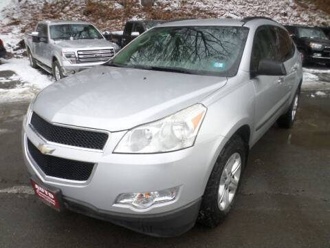 2011 Chevrolet Traverse for sale at AUTO CONNECTION LLC in Springfield VT