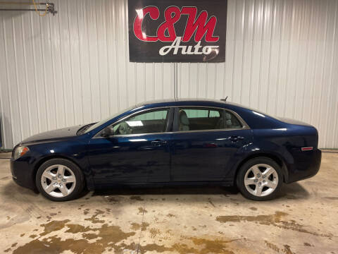 2011 Chevrolet Malibu for sale at C&M Auto in Worthing SD