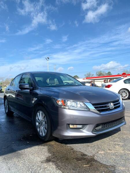 2014 Honda Accord for sale at City to City Auto Sales in Richmond VA