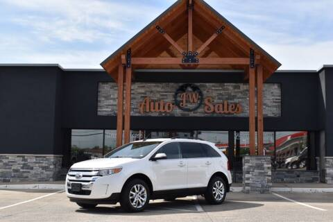 2013 Ford Edge for sale at JW Auto Sales LLC in Harrisonburg VA