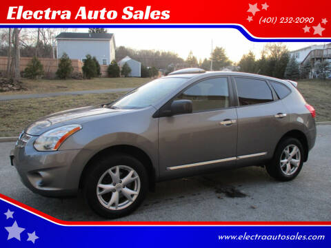 2012 Nissan Rogue for sale at Electra Auto Sales in Johnston RI