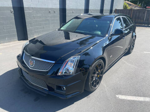 2012 Cadillac CTS-V for sale at APX Auto Brokers in Edmonds WA
