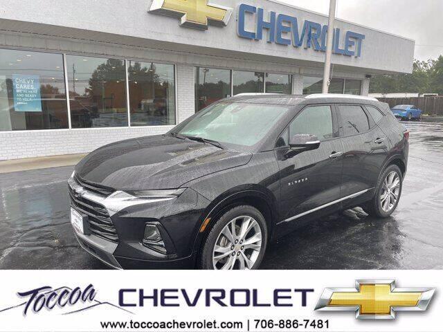 2019 Chevrolet Blazer for sale in Toccoa, GA