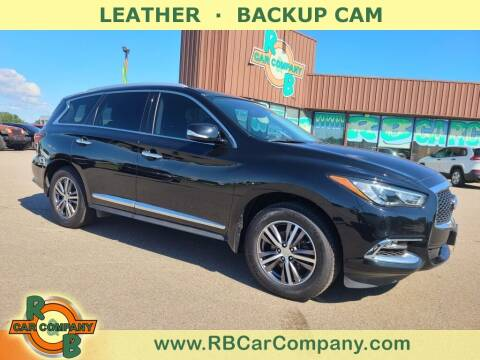 2018 Infiniti QX60 for sale at R & B Car Co in Warsaw IN