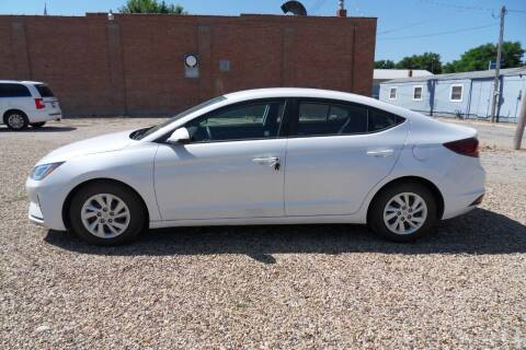 2019 Hyundai Elantra for sale at Paris Fisher Auto Sales Inc. in Chadron NE