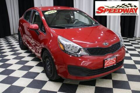 2014 Kia Rio for sale at SPEEDWAY AUTO MALL INC in Machesney Park IL
