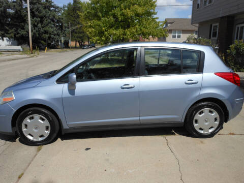 2009 Nissan Versa for sale at Grand River Auto Sales in River Grove IL