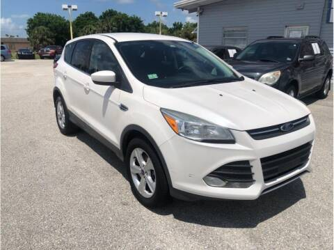 2014 Ford Escape for sale at My Value Car Sales in Venice FL