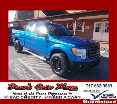 2010 Ford F-150 for sale at Dean's Auto Plaza in Hanover PA