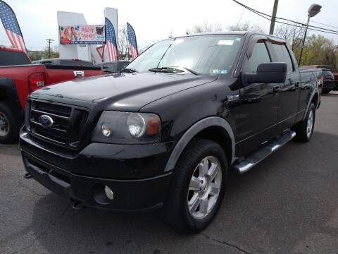 2007 Ford F-150 for sale at P J McCafferty Inc in Langhorne PA
