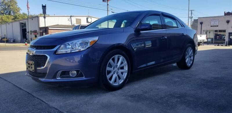 2014 Chevrolet Malibu for sale at Chili Motors in Mayfield KY