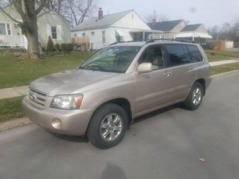 2005 Toyota Highlander for sale at REM Motors in Columbus OH