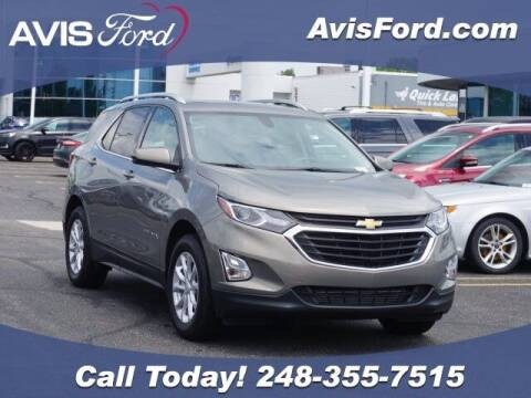 2018 Chevrolet Equinox for sale at Work With Me Dave in Southfield MI