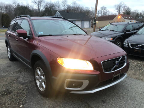 2008 Volvo XC70 for sale at Specialty Auto Inc in Hanson MA