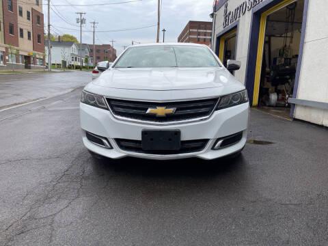 2014 Chevrolet Impala for sale at B&T Auto Service in Syracuse NY