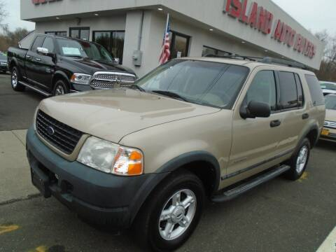 2005 Ford Explorer for sale at Island Auto Buyers in West Babylon NY