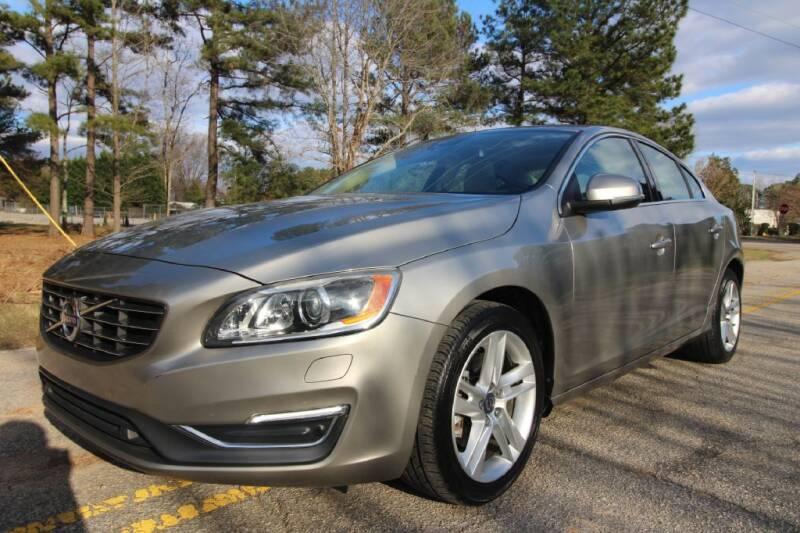 2015 Volvo S60 for sale at Oak City Motors in Garner NC