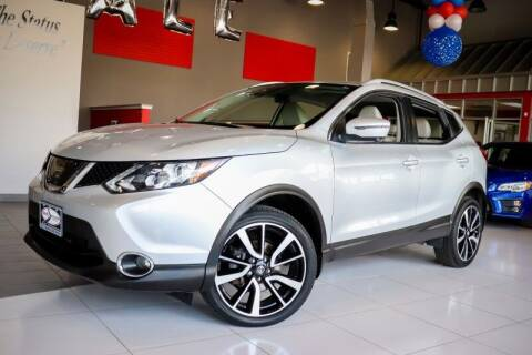 2018 Nissan Rogue Sport for sale at Quality Auto Center in Springfield NJ
