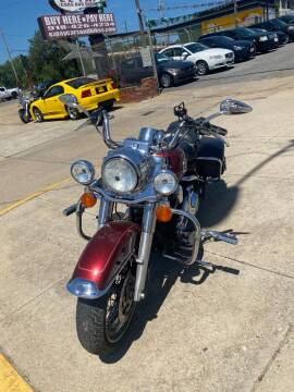 2008 Harley-Davidson FLHRC for sale at E-Z Pay Used Cars in McAlester OK