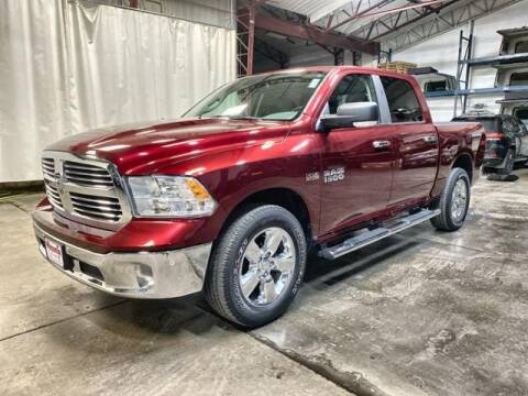 2018 RAM Ram Pickup 1500 for sale at Waconia Auto Detail in Waconia MN