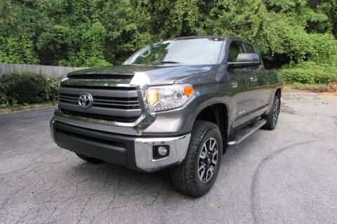 2015 Toyota Tundra for sale at AUTO FOCUS in Greensboro NC