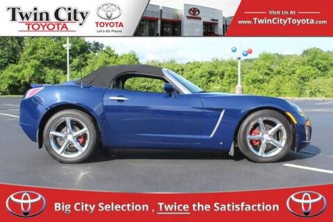2009 Saturn SKY for sale at Twin City Toyota in Herculaneum MO