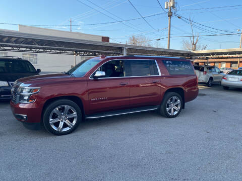 2016 Chevrolet Suburban for sale at Lewis Used Cars in Elizabethton TN