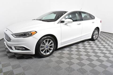2017 Ford Fusion for sale at Southern Auto Solutions-Jim Ellis Mazda Atlanta in Marietta GA