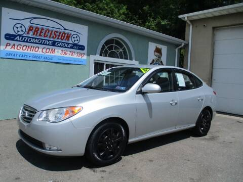 2010 Hyundai Elantra for sale at Precision Automotive Group in Youngstown OH
