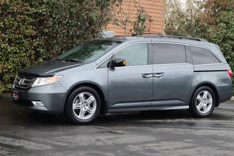 2011 Honda Odyssey for sale at Beaverton Auto Wholesale LLC in Hillsboro OR