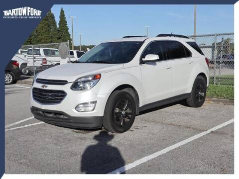 2017 Chevrolet Equinox for sale at BARTOW FORD CO. in Bartow FL