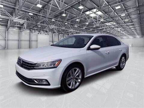 2018 Volkswagen Passat for sale at Camelback Volkswagen Subaru in Phoenix AZ