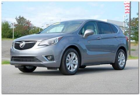 2020 Buick Envision for sale at WHITE MOTORS INC in Roanoke Rapids NC
