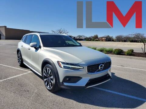 2020 Volvo V60 Cross Country for sale at INDY LUXURY MOTORSPORTS in Fishers IN