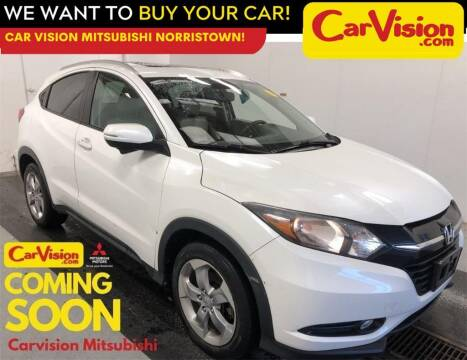 2016 Honda HR-V for sale at Car Vision Mitsubishi Norristown in Norristown PA