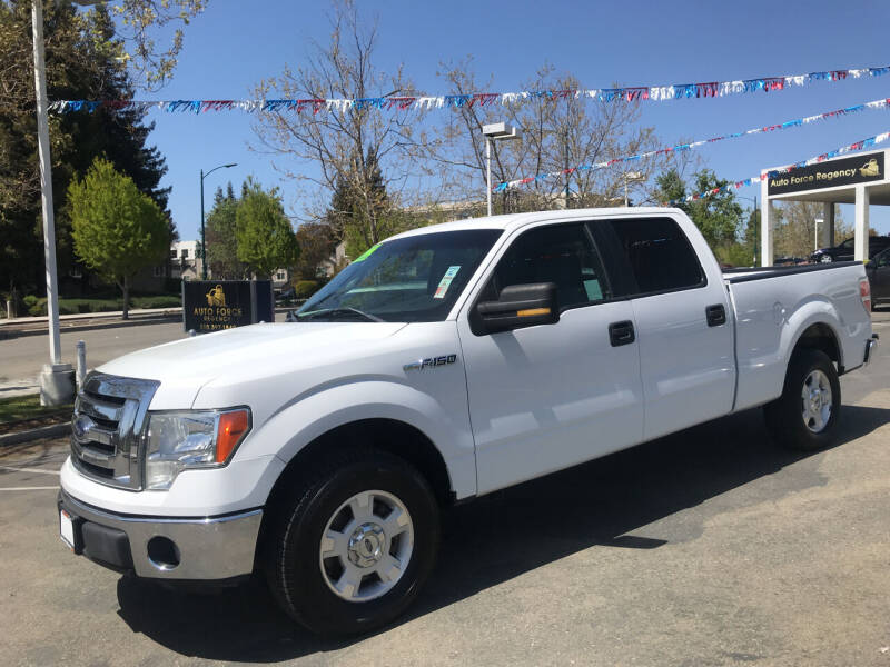 2012 Ford F-150 for sale at Autos Wholesale in Hayward CA