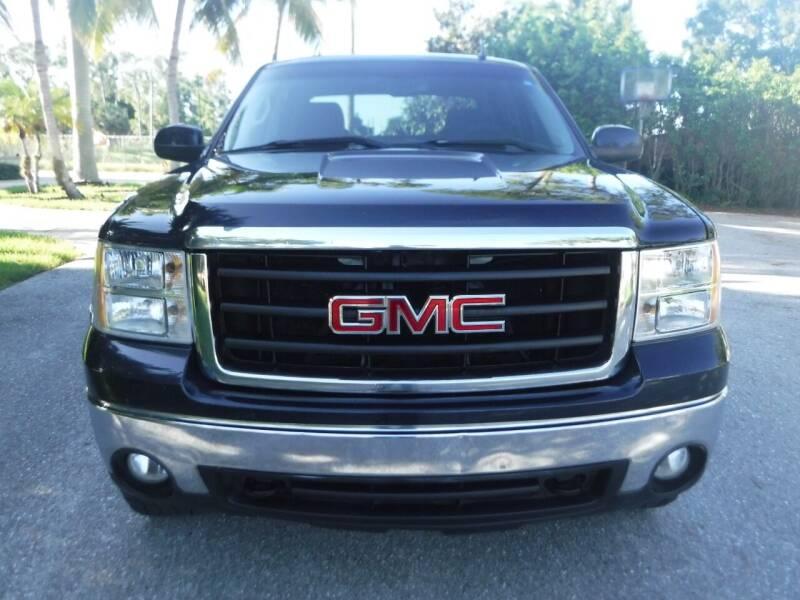 2008 GMC Sierra 1500 for sale at Seven Mile Motors, Inc. in Naples FL