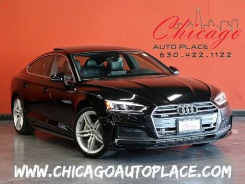 2018 Audi A5 Sportback for sale at Chicago Auto Place in Bensenville IL