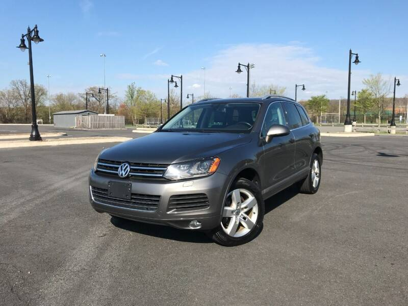 2011 Volkswagen Touareg for sale at CLIFTON COLFAX AUTO MALL in Clifton NJ