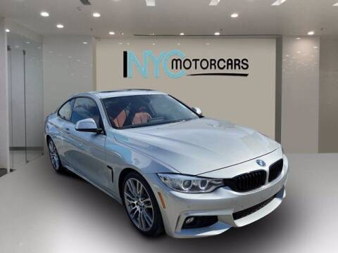 2017 BMW 4 Series for sale at NYC Motorcars in Freeport NY