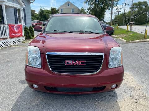 2011 GMC Yukon XL for sale at Fuentes Brothers Auto Sales in Jessup MD