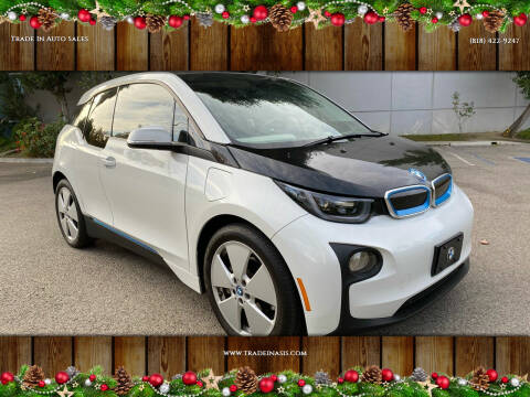 2014 BMW i3 for sale at Trade In Auto Sales in Van Nuys CA