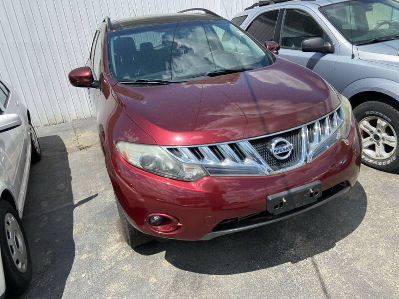 2009 Nissan Murano for sale at Top Notch Auto Brokers, Inc. in Palatine IL