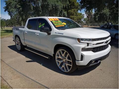 2019 Chevrolet Silverado 1500 for sale at D & I Auto Sales in Modesto CA