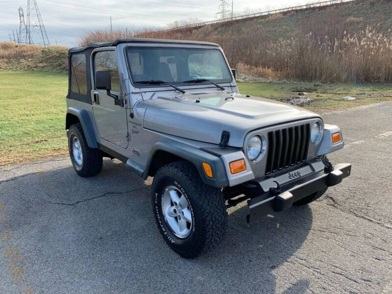 2000 Jeep Wrangler for sale at Valu Auto Center in West Seneca NY