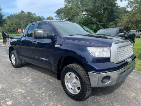 2007 Toyota Tundra for sale at Gator Truck Center of Ocala in Ocala FL