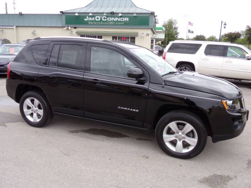 2014 Jeep Compass for sale at Jim O'Connor Select Auto in Oconomowoc WI
